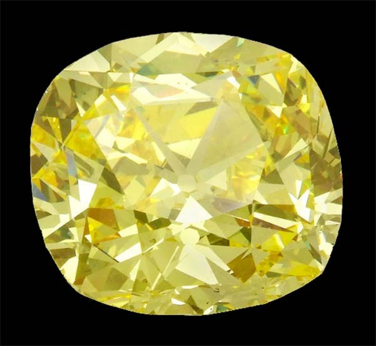 Artist Diemut Strebe Will Make a 16.78-Carat Yellow Diamond Disappear in NYC