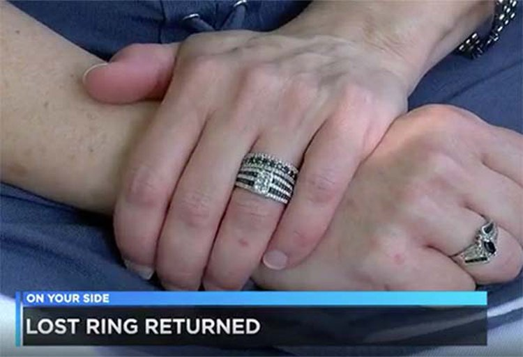 Men's Apparel Company Finds Engagement Ring in Pocket of Returned Jeans